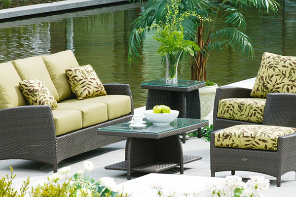 Outdoor Furniture Decked Out Home And Patio