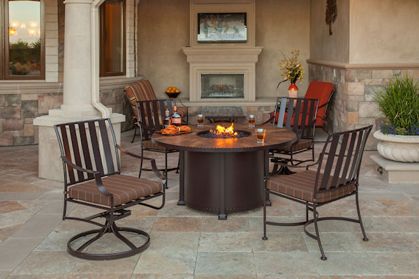 Firepit Tables and Heaters