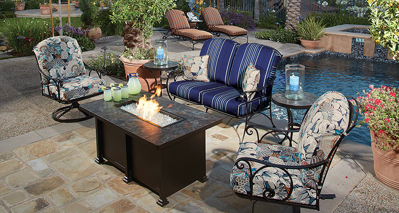 Swell Wrought Iron Furniture Decked Out Home And Patio Download Free Architecture Designs Viewormadebymaigaardcom