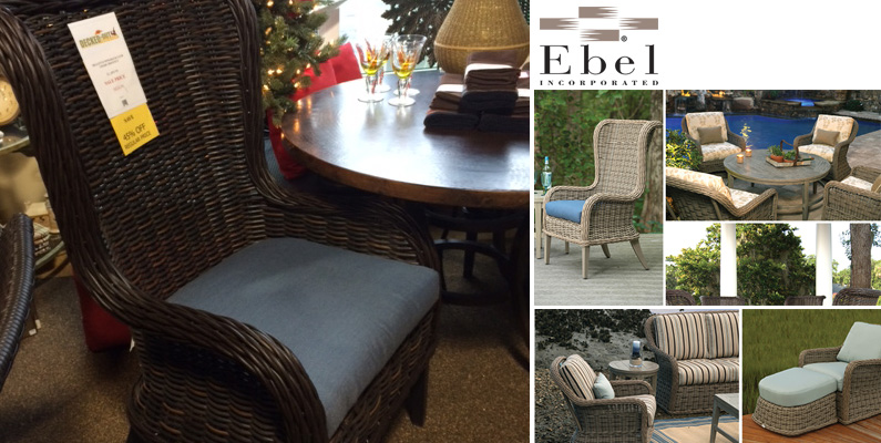 Ebel Furniture Sale Decked Out Home And Patio
