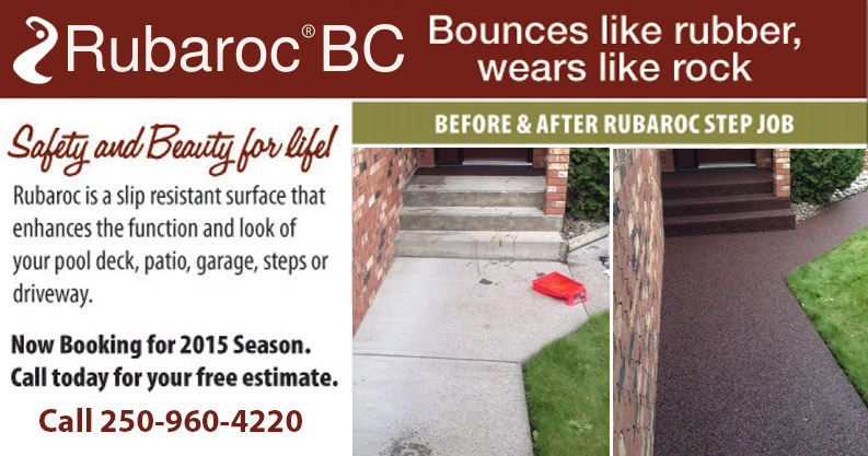 Book Your Rubaroc Installation