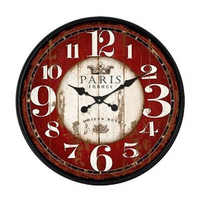Ergo Vintage Clock
