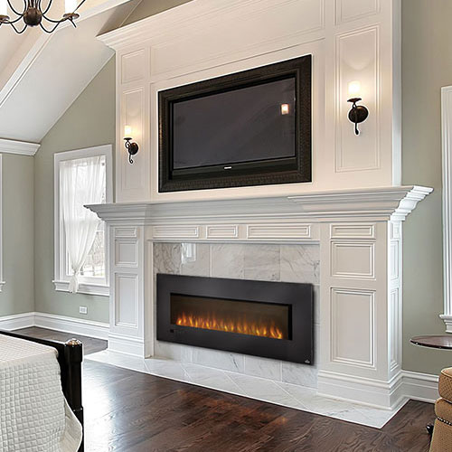 Slimline 60 Electric Fireplace Decked Out Home And Patio