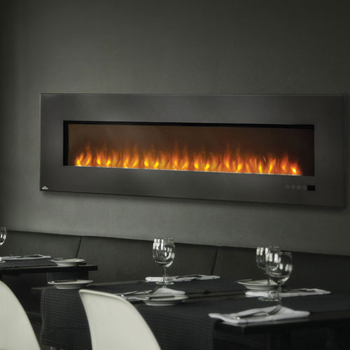 Slimline 72 Electric Fireplace Decked Out Home And Patio