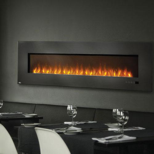 Slimline 72 Electric Fireplace