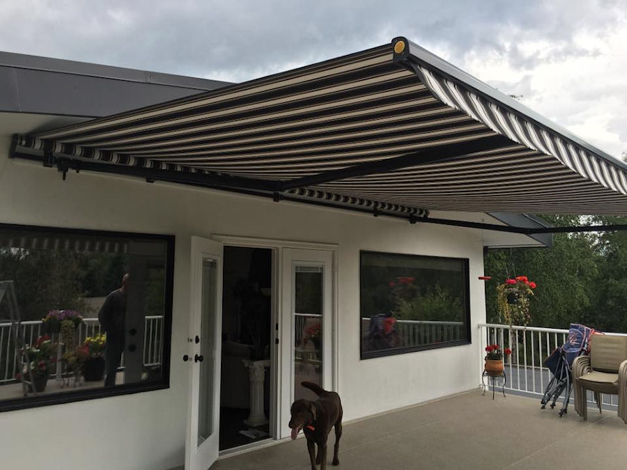 Rolltec Awning