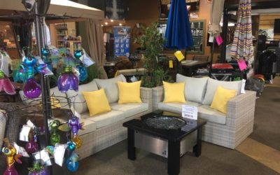 End of Season Patio Furniture Sale