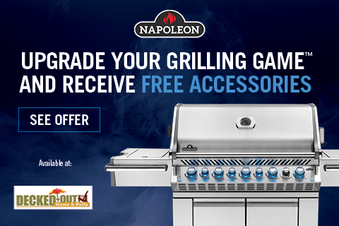 Upgrade Your Grilling Game With Napoleon Grills And Save